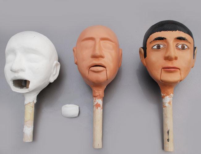 ElSakia Puppet Theatre Puppets