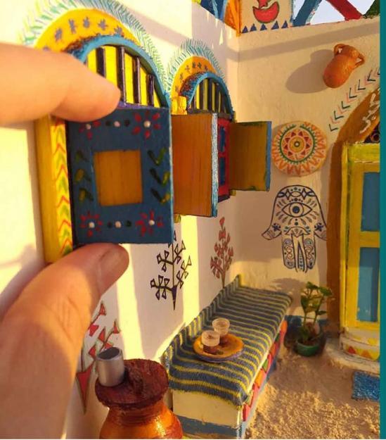 Miniature workshop