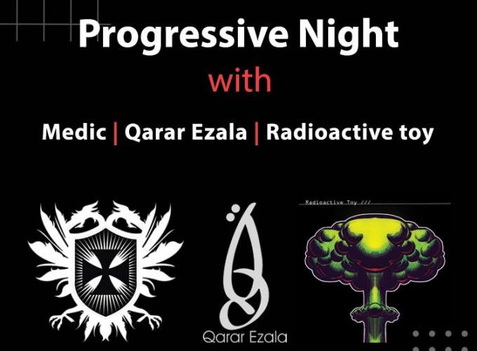 Qarar Ezala-Radioactive Toy-Medic