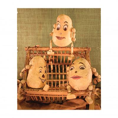 A potato's diary